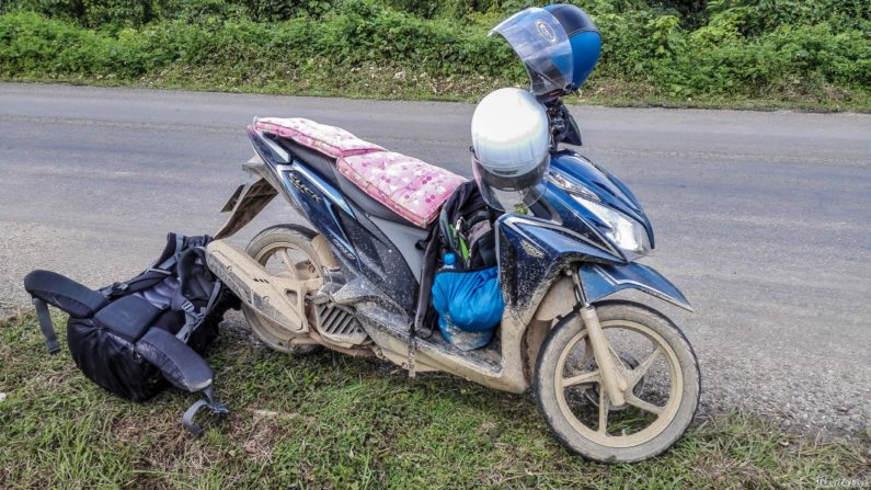 По дорогам Лаоса