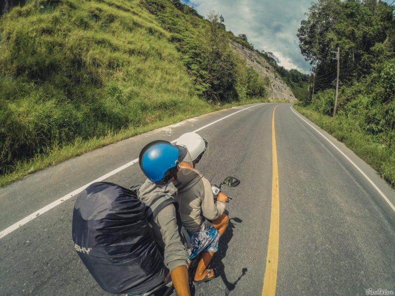 Ну скутере можно передвигаться и на дальние расстояния