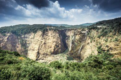 Водопад Джог Фоллс (Jog Falls)