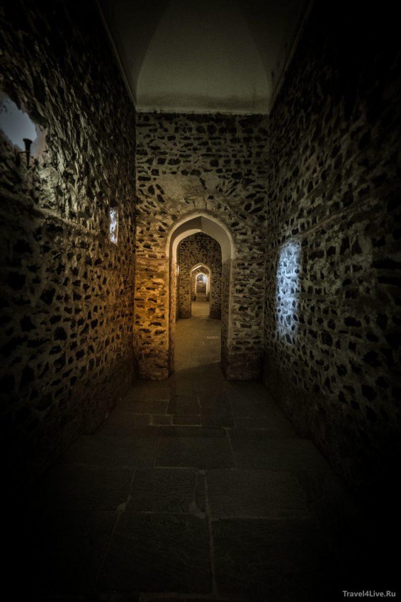 Подземелье Янтарного форта