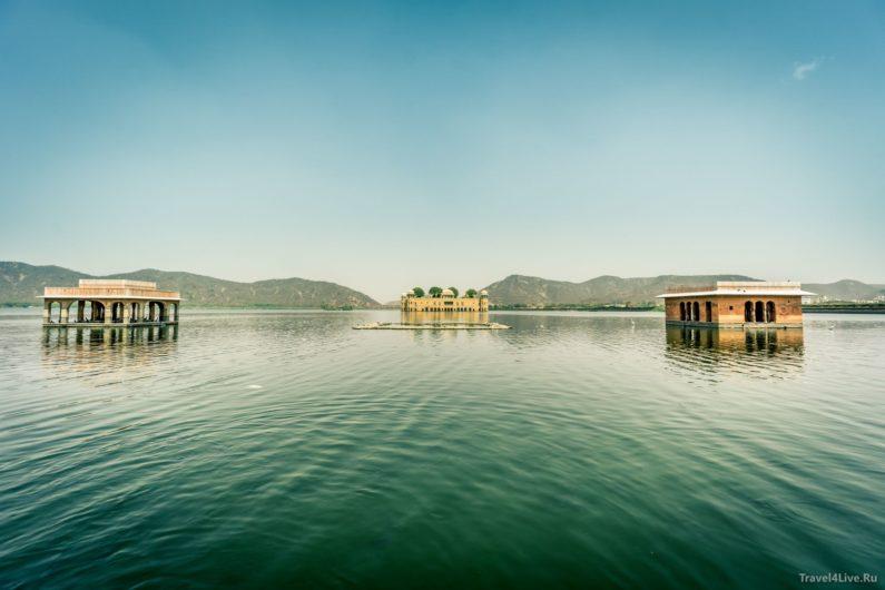Храм на воде, Джайпур