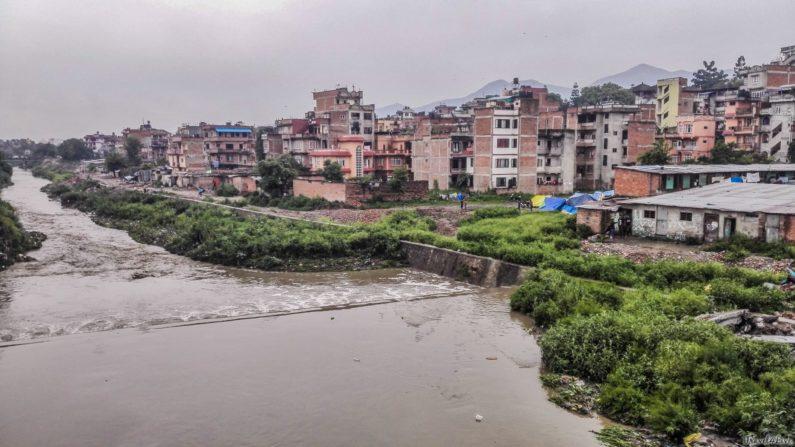 Катманду, вид на город