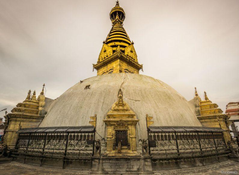 Катманду, ступа Сваямбунатх