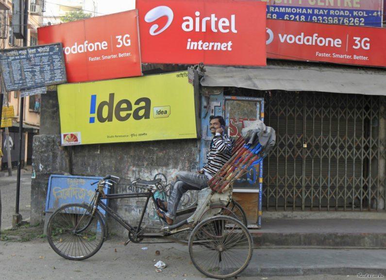 Мобильная связь на Шри Ланке