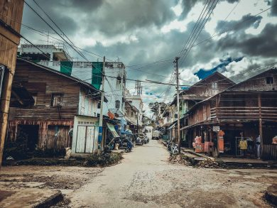 Город Каутонг (Kawthoung), Бирма