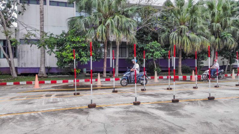 Практический экзамен на тайские права