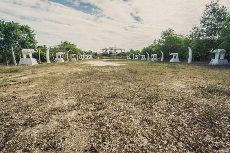 Парк Уродов, Фантьет (Фантхьет), Муйне - Вьетнам